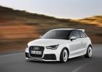 Audi A1 quattro/Fahraufnahme