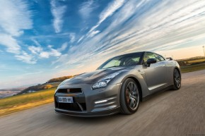 2013 Nissan GT-R-Cover