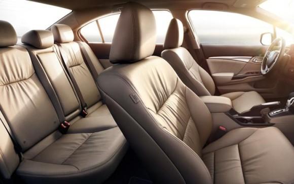 Honda Civic Hybrid 2013 4