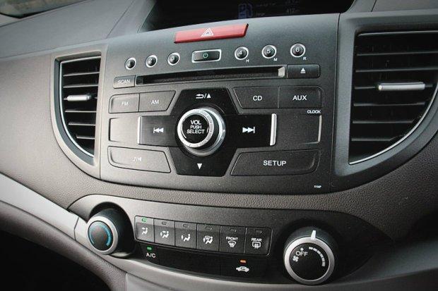 Honda CR-V 2.0 2013-2