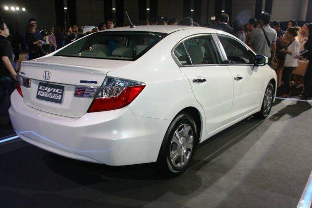 New Honda Civic Hybrid-2