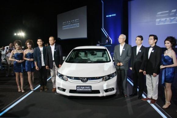 New Honda Civic Hybrid-5