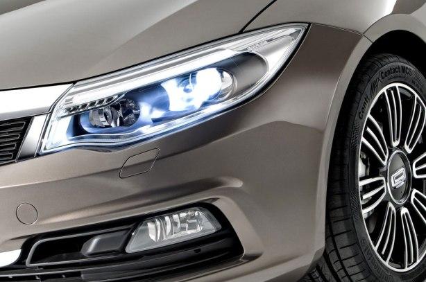 Qoros Sedan4