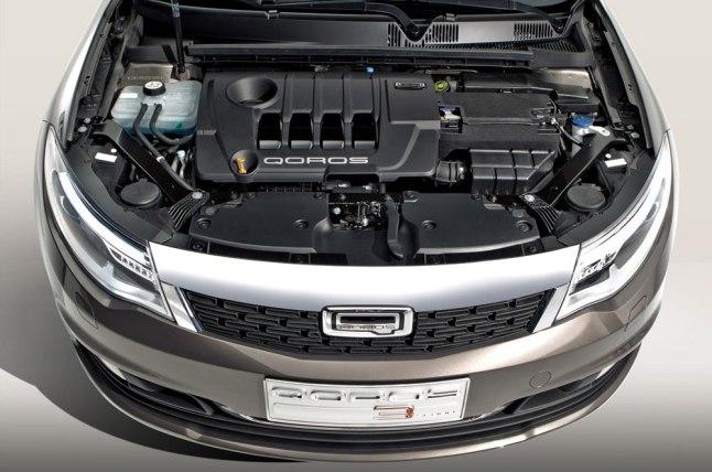 Qoros Sedan5