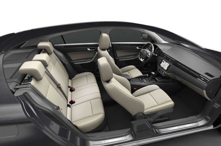 Qoros Sedan6