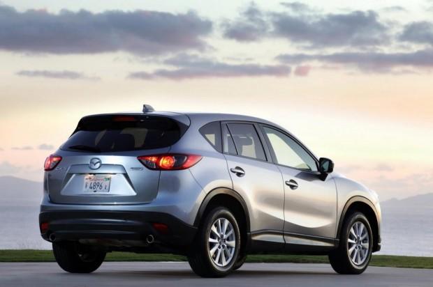 Mazda CX-5 2013 - 5