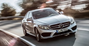 Mercedes-Benz C250, AMG Line, Avantgarde, Diamantsilber metallic